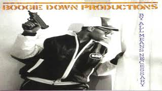 Boogie Down Productions - Illegal Business