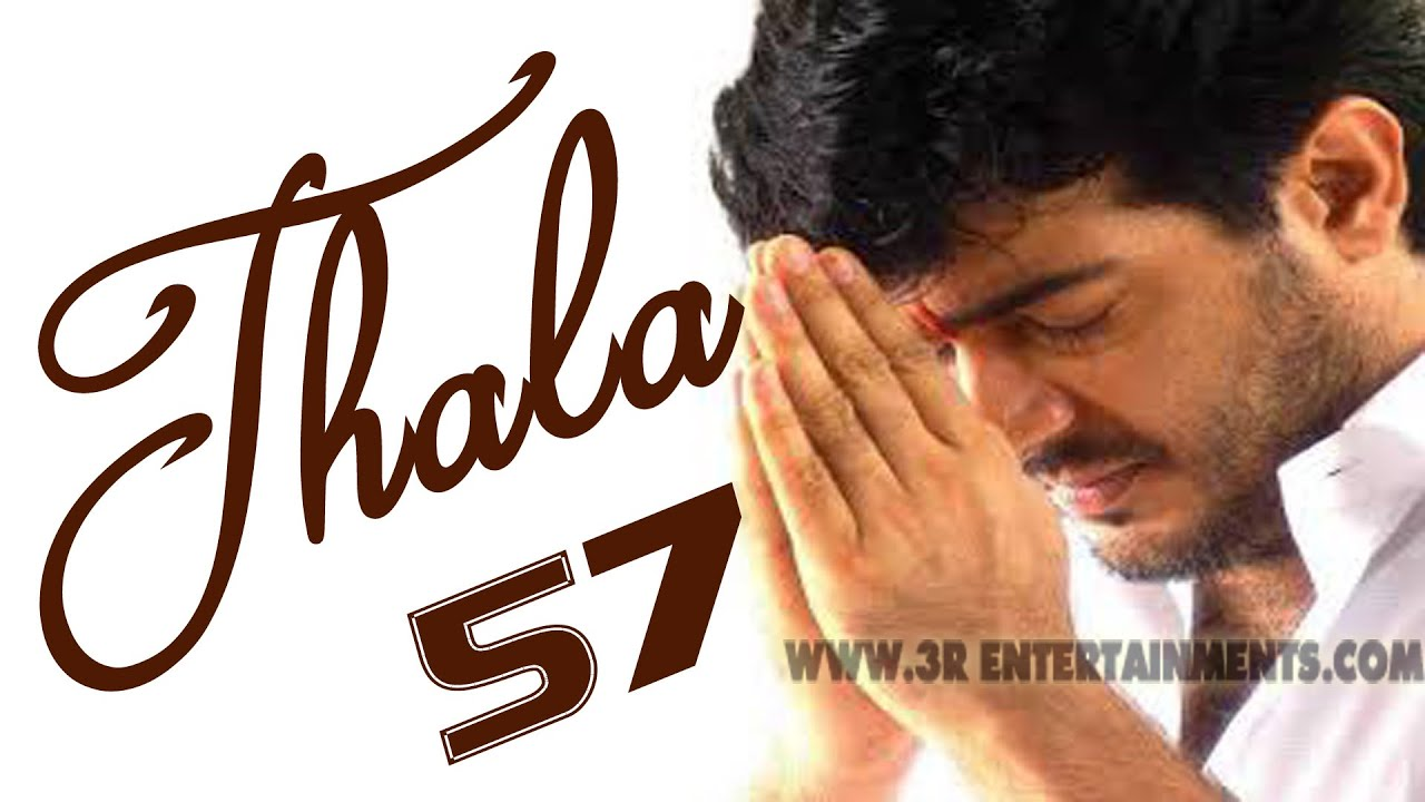 Thala 57 Ajith Kumar latest upcoming movie with K V Anand ...
