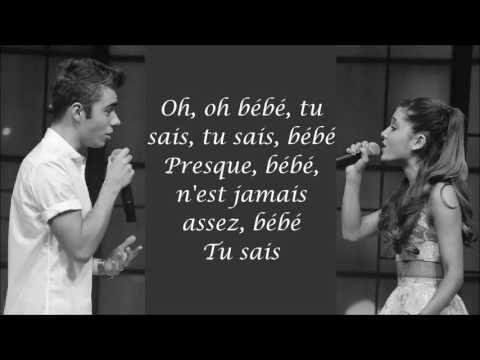 Ariana Grande ~ Almost Is Never Enough ft. Nathan Sykes ~ Traduction Française