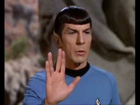 Live long and prosper youtube live long and prosper m4hsunfo