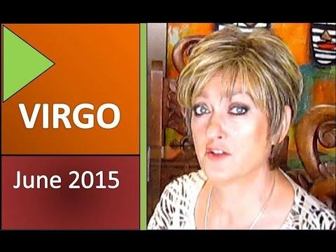 VIRGO June 2015 ASTROLOGY  -  GOLDEN OPPORTUNITIES - Karen Lustrup