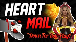 """Down for Role Play? Heart Mail (My Random Xbox Messages, Singers & Beatboxers)"