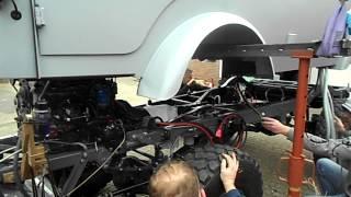Renault Goelette 2.3 indenor diesel 4x4 (R2087)