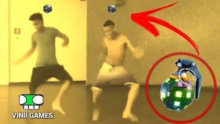 Granada de dança no FORTNITE - Memes de games #22