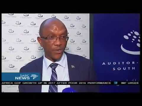 Auditor-General: Powers given to the AGSA