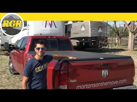 Truxedo Truxport Tonneau Cover    Product Review   Soft Roll up cover for pickup truck beds