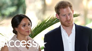 Royal Family Isn't Speaking To Meghan Markle And Prince Harry: 'No One Is Checking In' (Reports)
