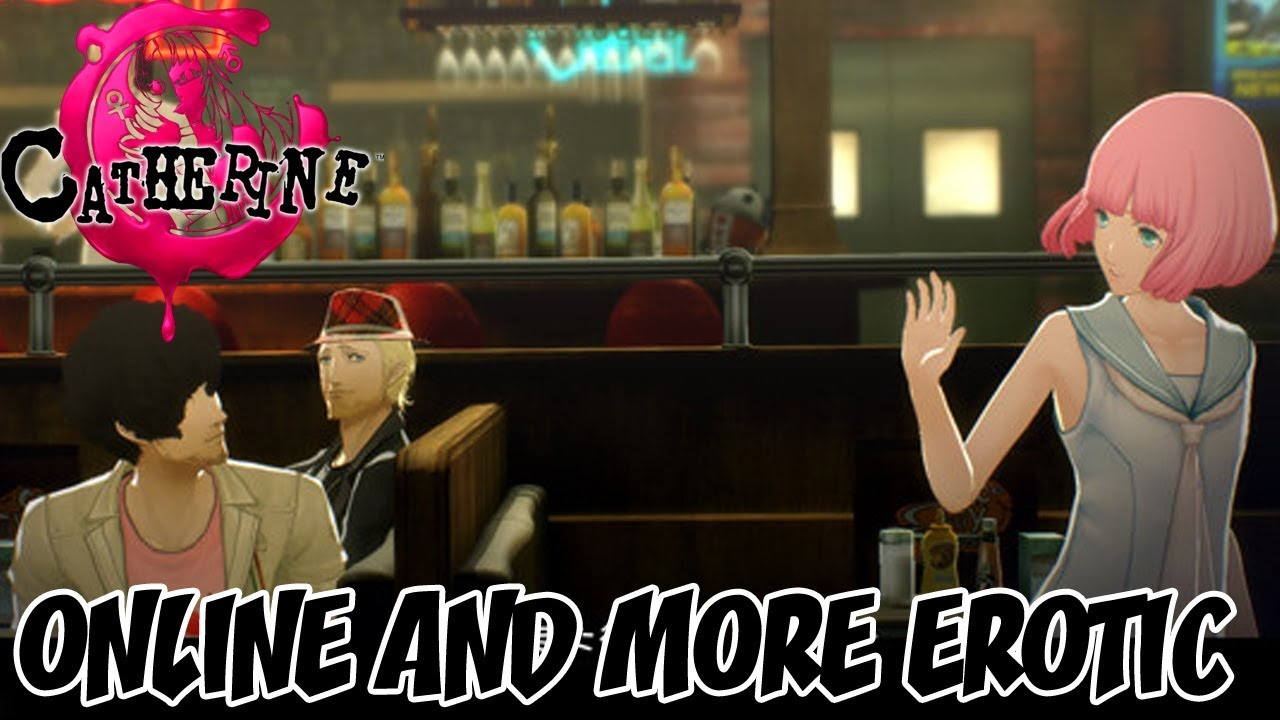 Catherine Full Body Online Mode More Erotic Rin Details New Endings More