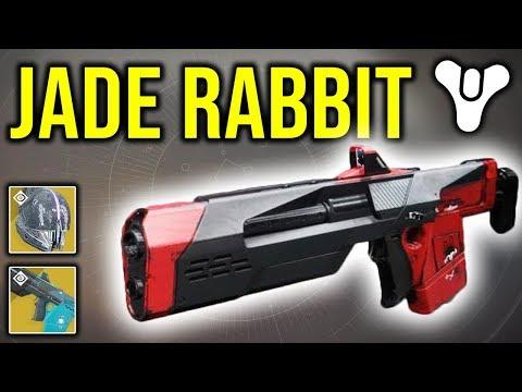 JADE RABBIT vs. SUPERS!! | Destiny 2 thumbnail