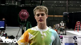 Lucas Grabeel - Behind the Scenes of 135n8