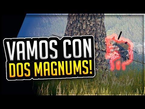 ¡VAMOS CON DOS FRANCOTIRADORES AWM! - PLAYERUNKNOWN'S BATTLEGROUNDS GAMEPLAY ESPAÑOL | Winghaven