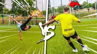 BESTE BUNDESLIGA TORE NACHSTELLEN FUßBALL CHALLENGE!