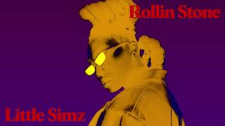 Little Simz - Rollin Stone (Official Lyric Video) *warning: flashing images*