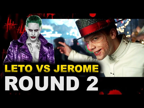 Gotham Season 3 Jerome vs Jared Leto