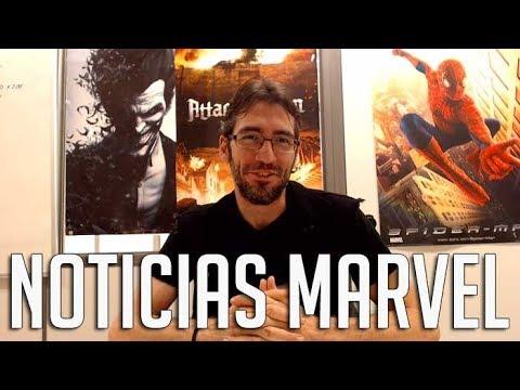 NOTICIAS DE MARVEL: 'X-MEN: DARK PHOENIX', MEDUSA, AVISPA Y MUCHO MÁS...
