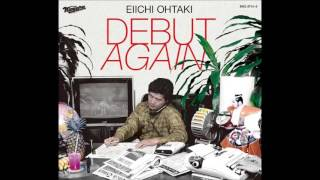 大滝詠一のアルバム『DEBUT AGAIN』、新たにアルバム・ジャケットが公開...