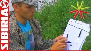 НЕ клевало ! Я думал, что рыбы нет :)))  Рыбалка. Ловля на поплавочную удочку. fishing