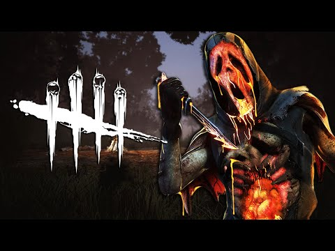 NEW SCORCHED GHOSTFACE SKIN! - Dead by Daylight |
