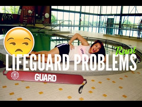 WORST THINGS ABOUT BEING A LIFEGUARD | Rant