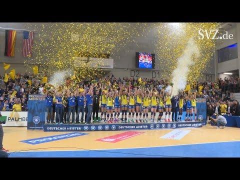 SSC Palmberg Schwerin gewinnt die Deutsche Meisterschaft