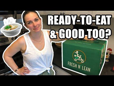 Fresh n' Lean Keto Plan —Breakfast, Lunch, Dinner Meals