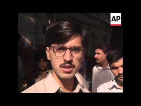PAKISTAN: ARMY COUP - MUSHARRAF SUPREME LEADER