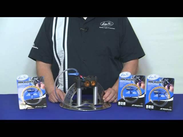 8mm Motion Pro Mini Brake Bleeder