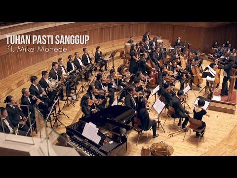Tuhan Pasti Sanggup - Mike Mohede - Cherubim Orchestra - Aula Simfonia Jakarta