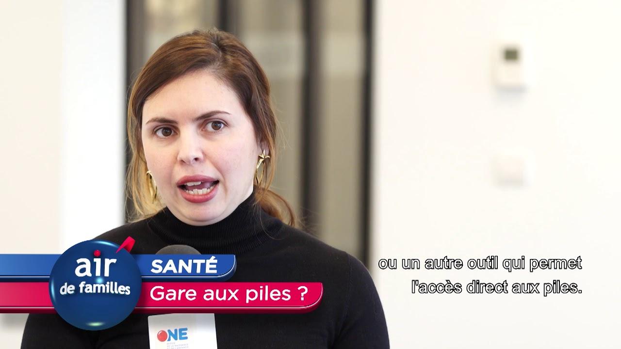 Air de familles - SANTÉ  Gare aux piles?