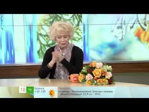 Светлана Немоляева 'Доброе утро'. Первый канал. 18.04.13