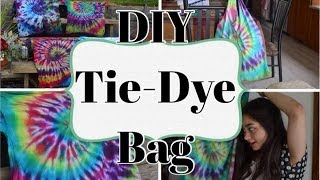 DIY- Tie Dye Bag [HD] Thumbnail