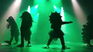 Hevisaurus 'Liskodisko' - Live