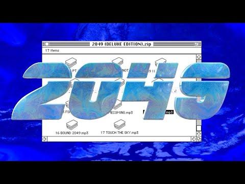 Kanye West - 2049 (full mixtape) [remastered]