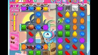 Candy Crush Saga Level  1541 (3* No Booster)