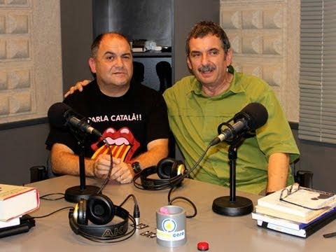 Lletres Ebrenques, Manel Ollé Albiol, escriptor i professor de ...