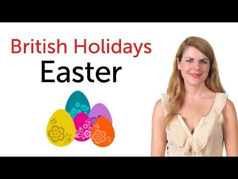 British Holidays - Easter