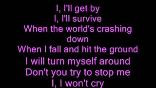 Alice Avril Lavigne lyrics