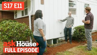 Ask This Old House  Seismic Retrofit Dryer Vent (S17 E11)  FULL EPISODE