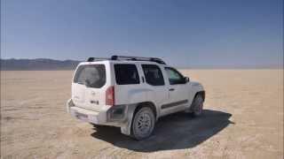 "Peter Schwarzwald - U.S.A.-""Need No Pavement""-road trip 2015 - Black Rock Playa - Nevada"