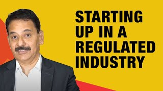 B.N.Manohar, MD & CEO, Stempeutics Research on starting up in a regulated industry