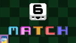 Six Match: 1869 High Score & iOS iPhone Gameplay Walkthrough (by Aaron Steed)