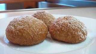 Печенье кокосовое на белках. Очень вкусно!