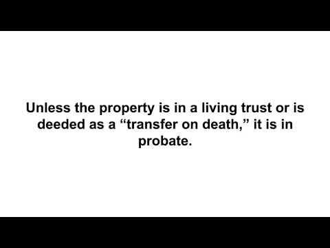 FAQs About Selling a Probate Property   Houston Capital Home Buyers