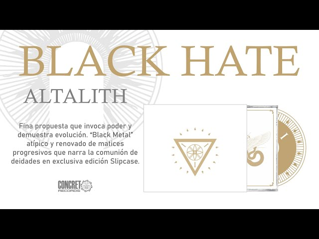 Black Hate
