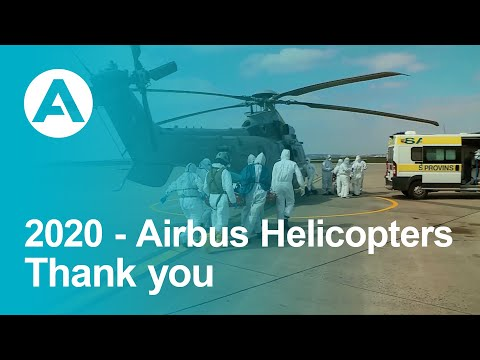 2020: Airbus Helicopters - Thank you