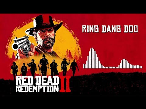 Red Dead Redemption 2  Soundtrack - Ring Dang Doo Campfire Song   With Visualizer