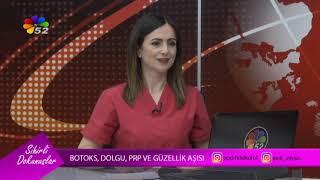 19/01/2019 İPEK AKYAZI İLE SİHİRLİ DOKUNUŞLAR  - BOTOX