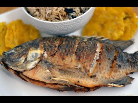Receta para pescado frito colombiano c mo hacer pescado for Como cocinar pescado