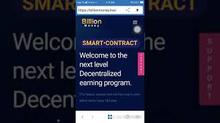 "Billion Money - Smart Contract Pax and Eth ""thehelper"