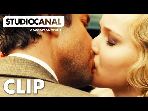 SERENA CLIP #1 - Jennifer Lawrence and Bradley Cooper share a passionate kiss in Serena Mp3